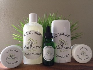 Natural Personal Health Care by Gina