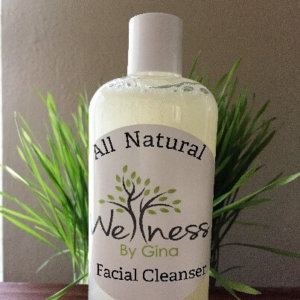 All Natural Facial Cleanser