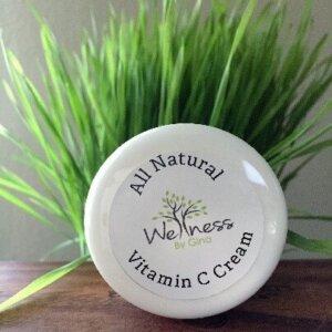 All Natural Vitamin C Cream
