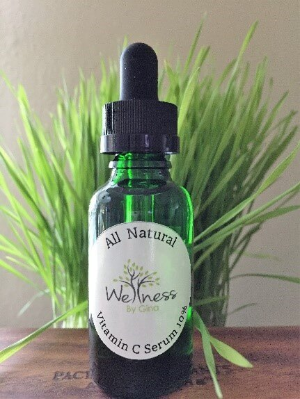 All Natural Vitamin C Serum