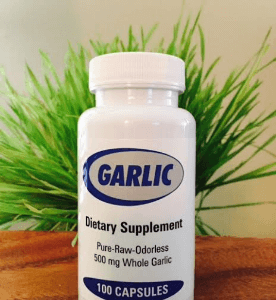 Garlic Dietary Supplement