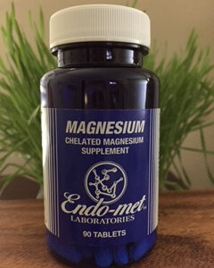 Magnesium Chelated Supplement