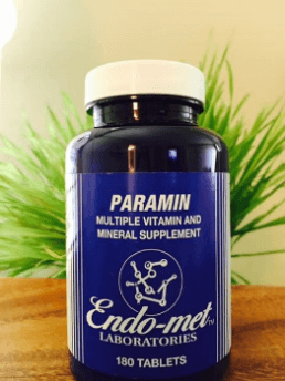 Paramin Multiple Vitamin and Mineral Supplement