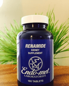 Renamide Kidney Support Supplement
