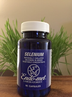 Proteinated Selenium Supplement